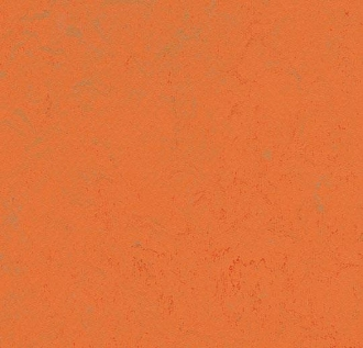 Forbo Marmoleum Concrete Sheet-Orange Glow