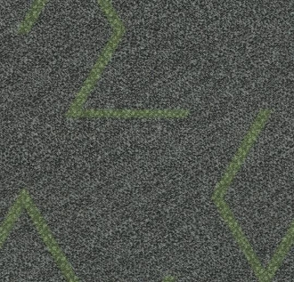 Forbo Flotex Triad Plank - Green Line 131013