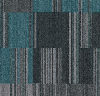 Forbo Flotex Cirrus Floor Carpet Tiles - Mint 570007