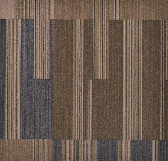 Forbo Flotex Cirrus Floor Carpet Tiles - Walnut 570012